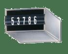 K05.20. 24VDC/I Elektromekanisk pulsteller u/reset. 4 siffer. 24VDC