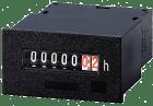 K-3.200.201.081 HB27.20. Elektromekanisk timeteller. 7 siffer 20-30VAC 60Hz