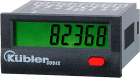 K-6.131.012.863. teller 10-260 VAC/DC. bakgr.bel. Codix131