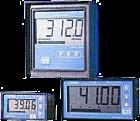 D122.Z.3.2. 5 siffer. 30mm sifferh. 72X144. tavlefront montasje. 2 digitale utg.