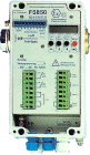 FS850S.2.8.0 Aux:120V AC 48...62 Hz Dyseåpning 18mm