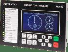 M2500 Engine Controller. 12-24V DC. IP54 fra front