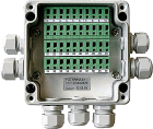 SR 852.0.1 Aux: 110-230 V AC. 16 Kanaler