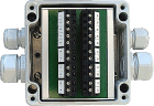 SR 853.0.0 Aux: 24 V AC Montert i Ex - hus