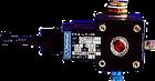 SVP.3.  Aux:110V AC 48…62 Hz. Husk sikkring SI8X0.3