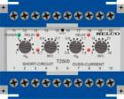 T2500.0070  Overstrøm & Kortsluttningsvern 400/450V 5A. Ekstra rele`utgang
