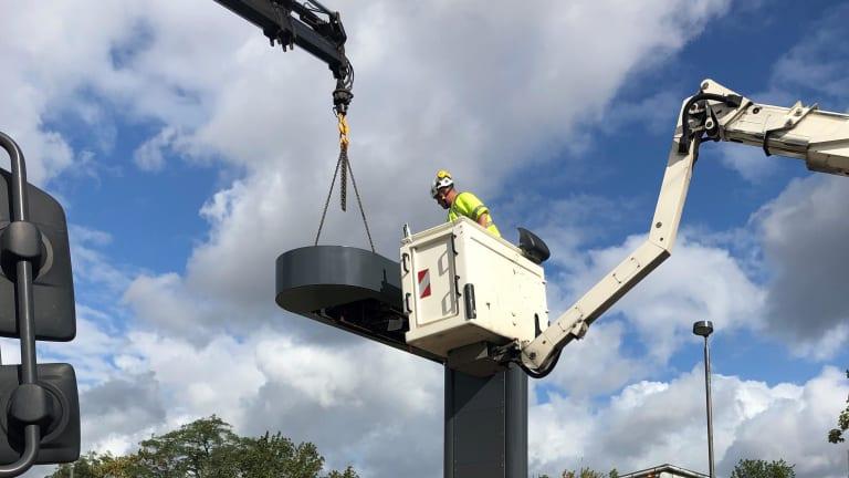 Eltel installerer ladestandere til nye elektriske busser i Kbh