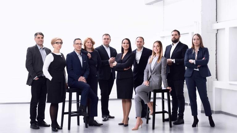 Eltel Lietuva komanda