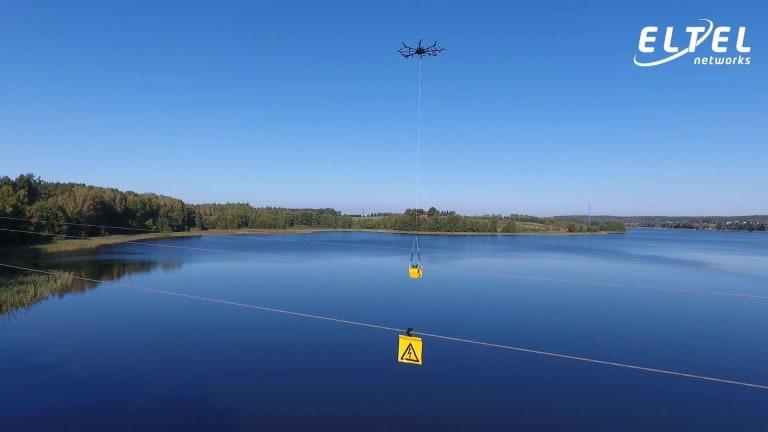 Pokazy wykorzystania drona oraz termografii przestrzennej w sektorze energetycznym