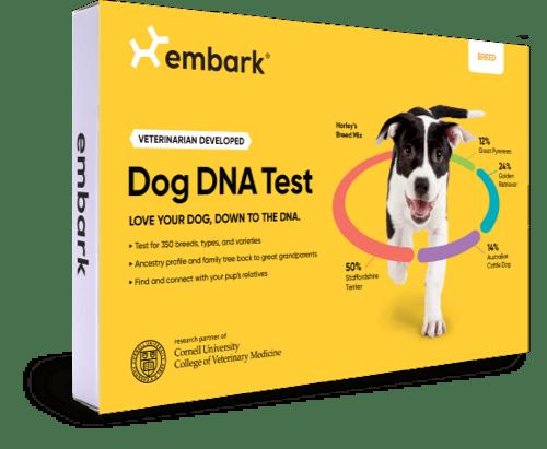Embark Dog DNA Breed Identification Kit