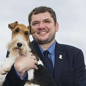 Ryan Boyko, Founder and CEO, Embark Veterinary