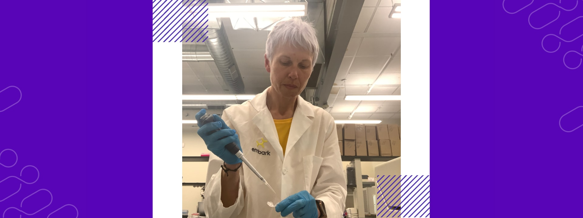 5 Questions with Ausra Milano Embark Research Scientist
