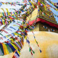 Visit Boudhanath stupa in Kathmandu