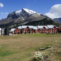Refugio Torres in Torres del Paine National Park