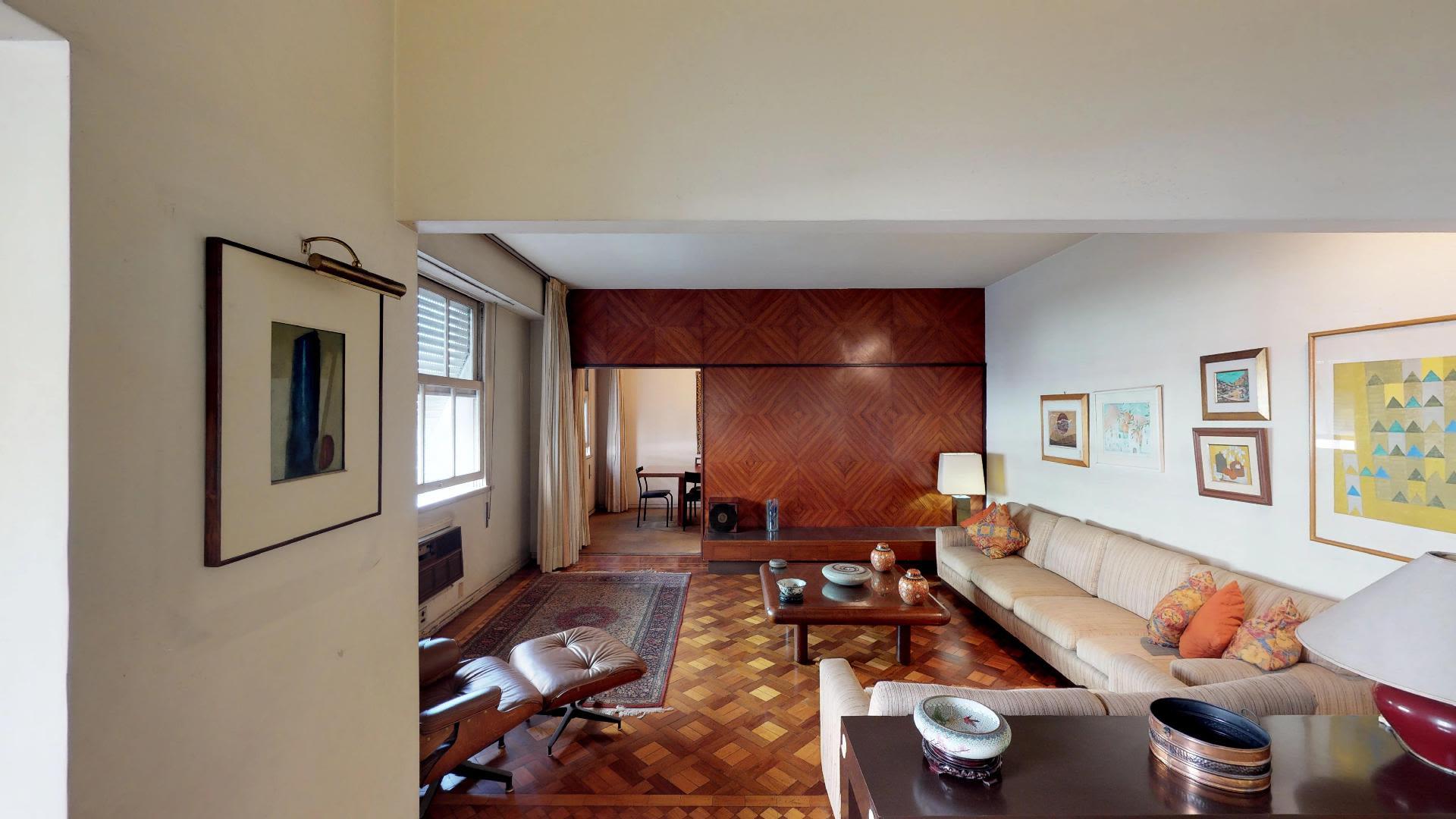 Imagem do Apartamento ID-324 na Avenida Nossa Senhora de Copacabana, Copacabana, Rio de Janeiro - RJ