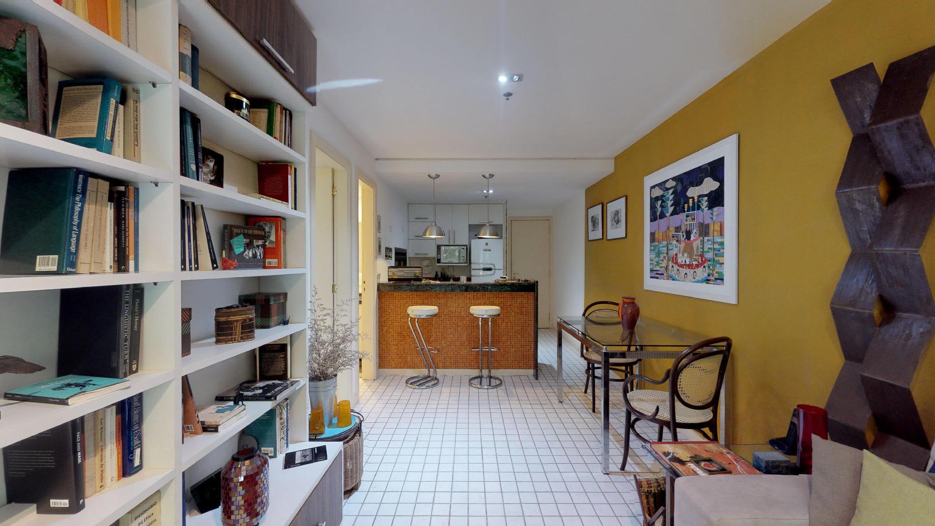 Imagem do Apartamento ID-2652 na Avenida Epitácio Pessoa, Lagoa, Rio de Janeiro - RJ