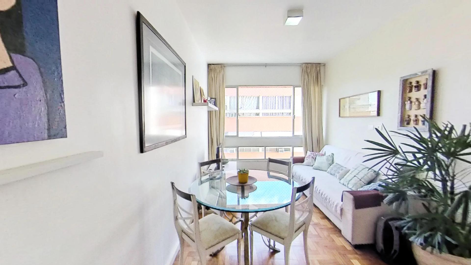 Imagem do Apartamento ID-3050 na Rua das Laranjeiras, Laranjeiras, Rio de Janeiro - RJ