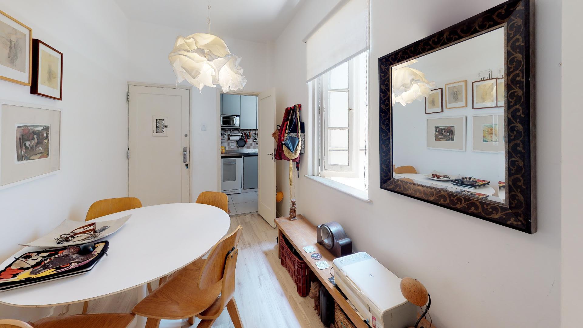 Imagem do Apartamento ID-1459 na Rua Carlos Góis, Leblon, Rio de Janeiro - RJ