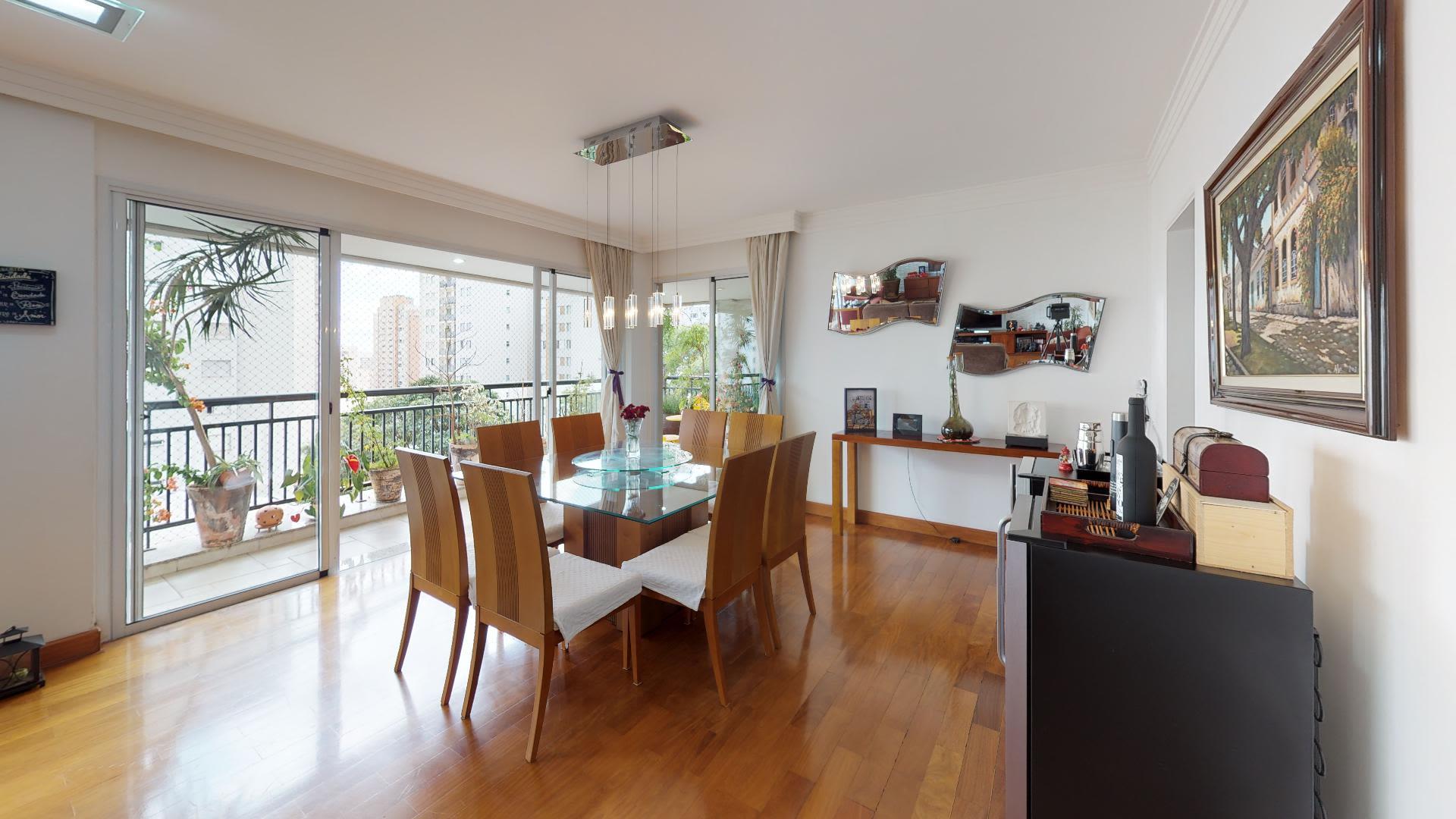 Imagem do Apartamento ID-1512 na Rua Vanderlei, Vila Pompeia, São Paulo - SP