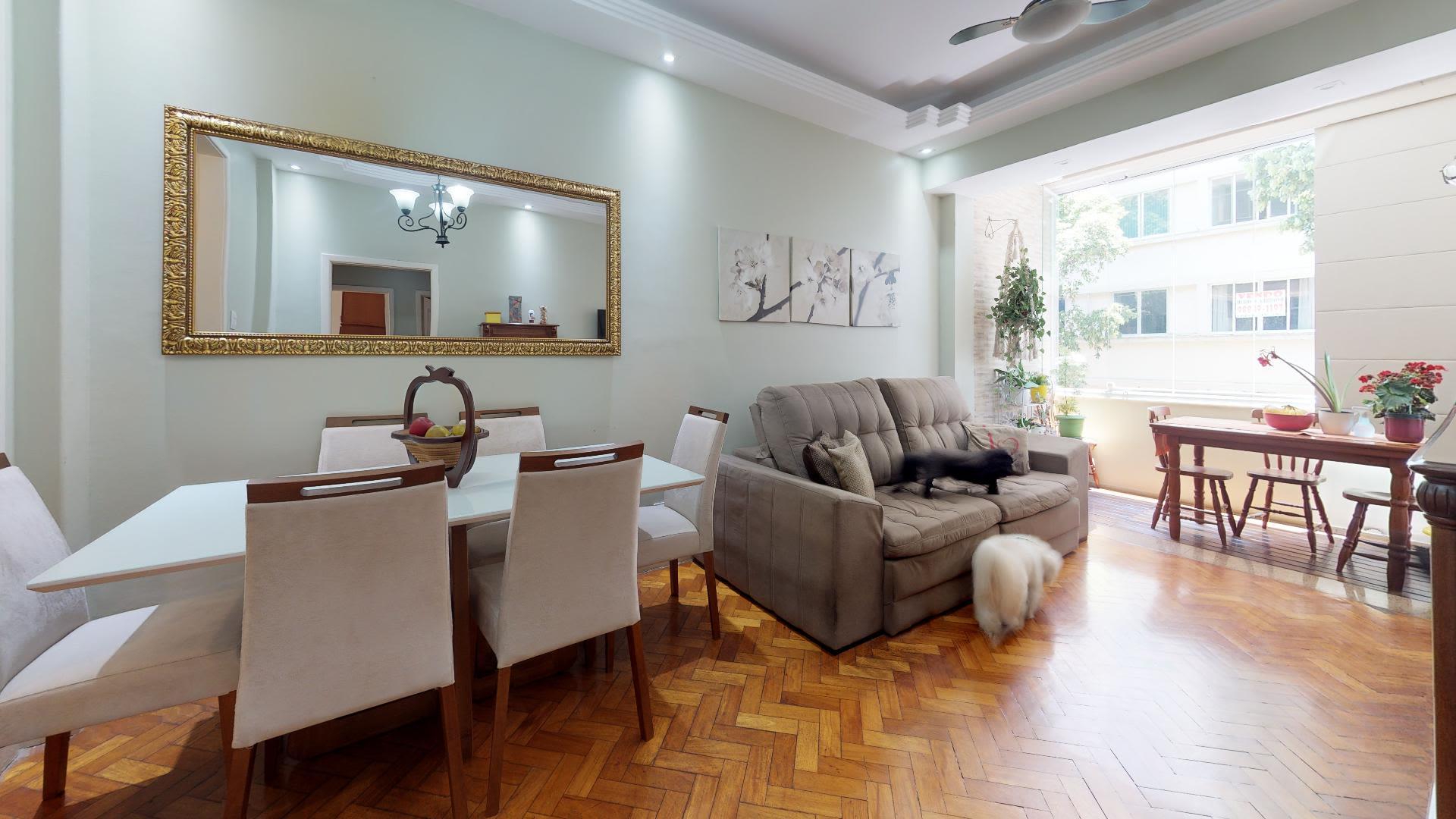Imagem do Apartamento ID-1122 na Rua Andrade Pertence, Catete, Rio de Janeiro - RJ