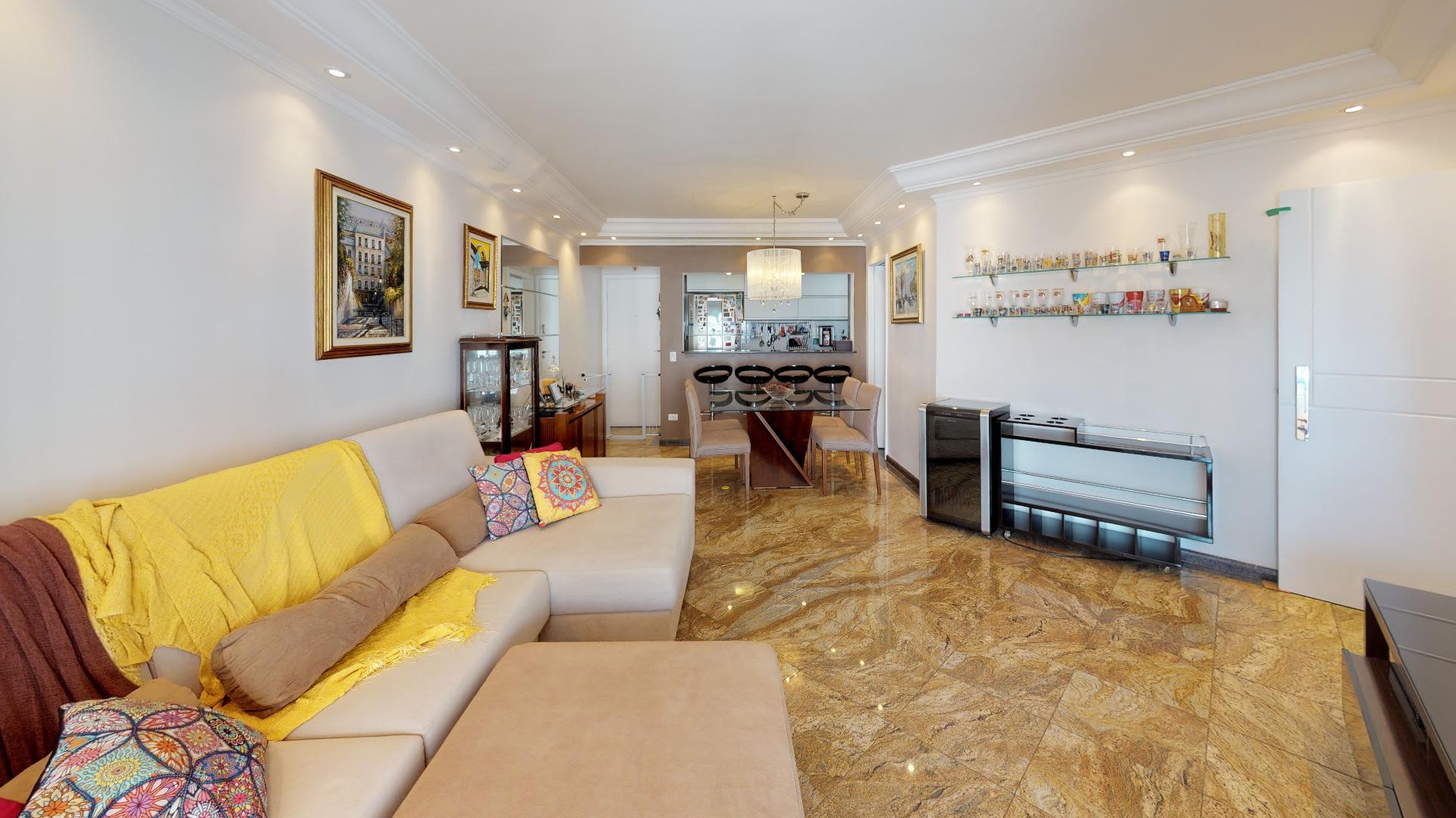 Imagem do Apartamento ID-2884 na Rua Doutor Augusto de Miranda, Vila Pompeia, São Paulo - SP
