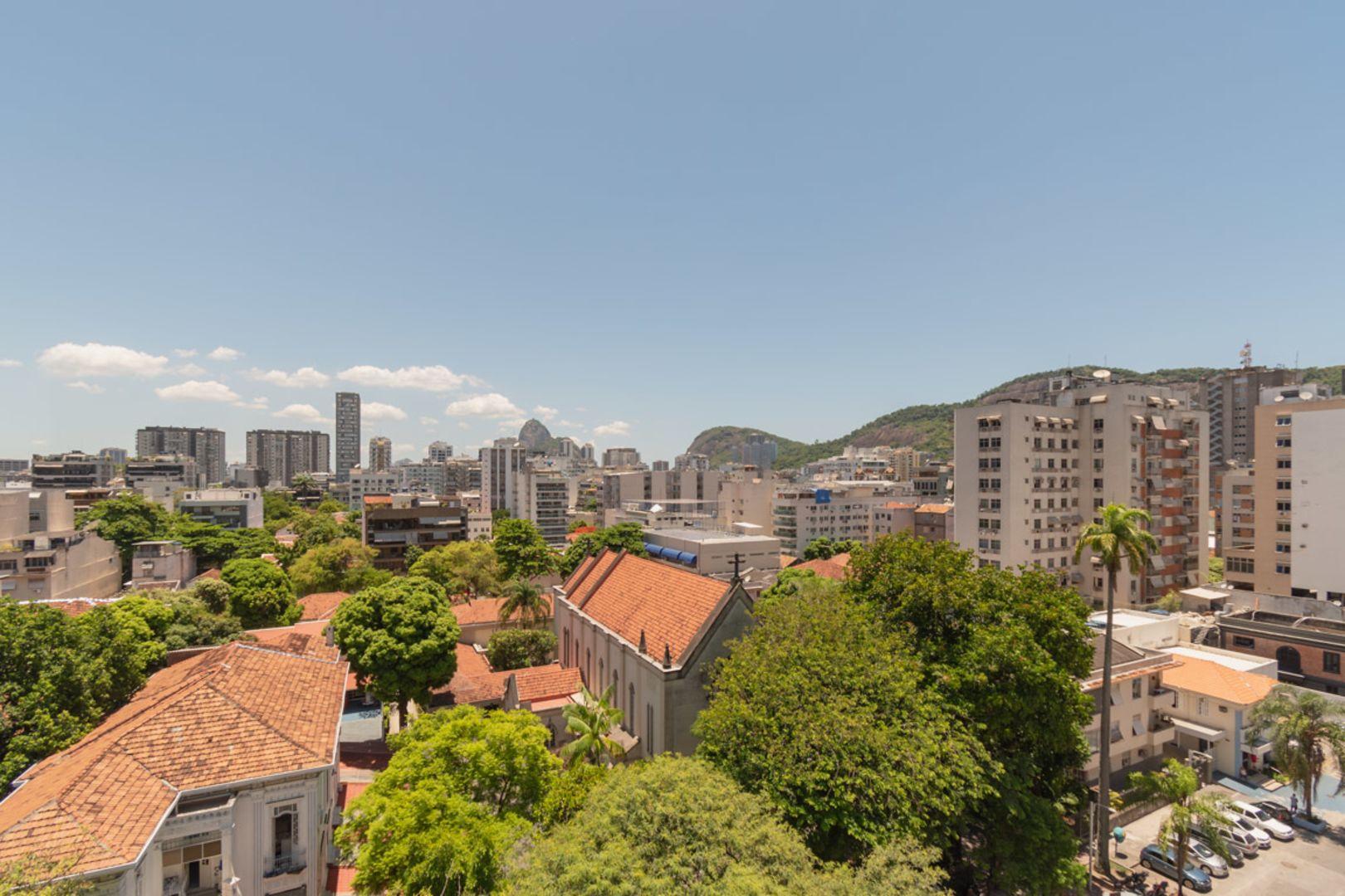 Imagem do Cobertura ID-1629 na Rua Real Grandeza, Botafogo, Rio de Janeiro - RJ