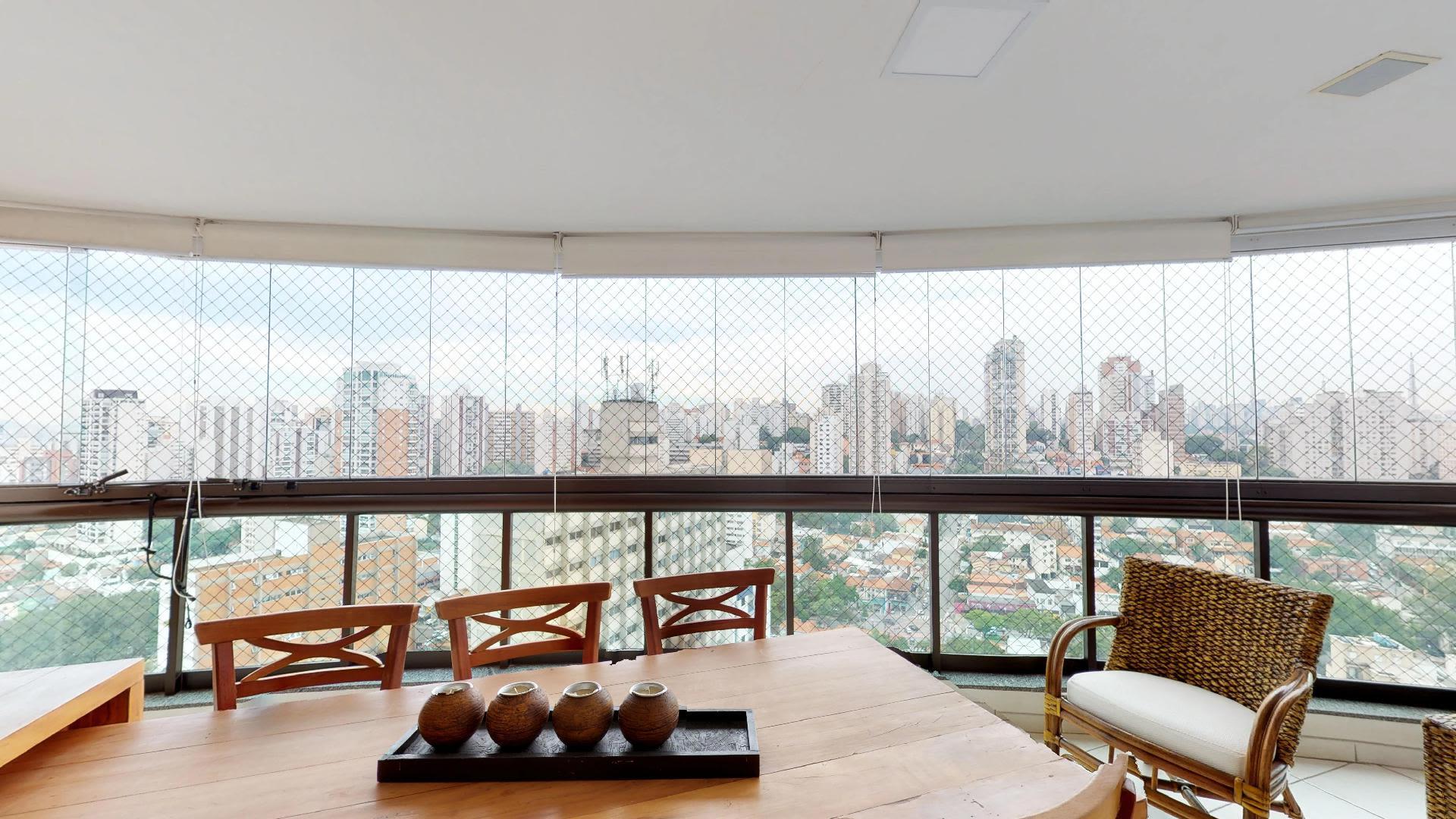 Imagem do Apartamento ID-1438 na Rua Campevas, Perdizes, São Paulo - SP