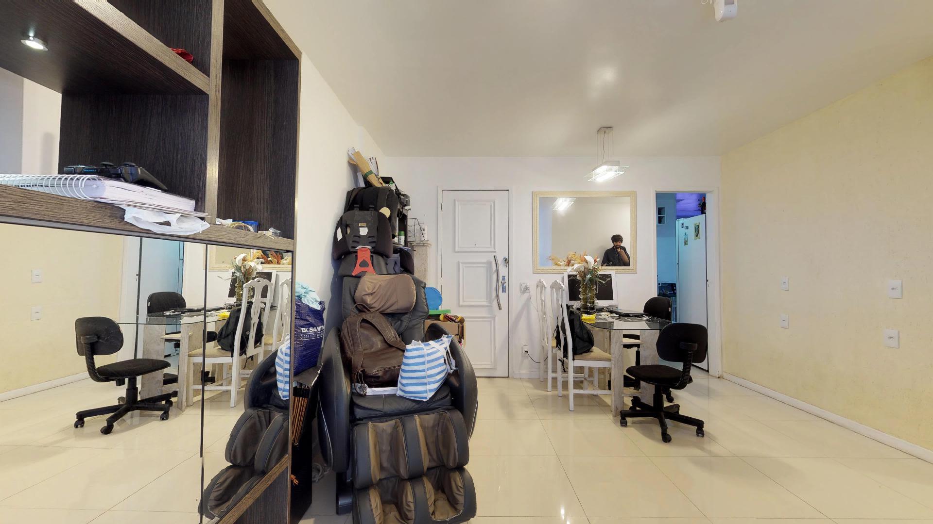 Imagem do Apartamento ID-627 na Rua Álvaro Ramos, Botafogo, Rio de Janeiro - RJ
