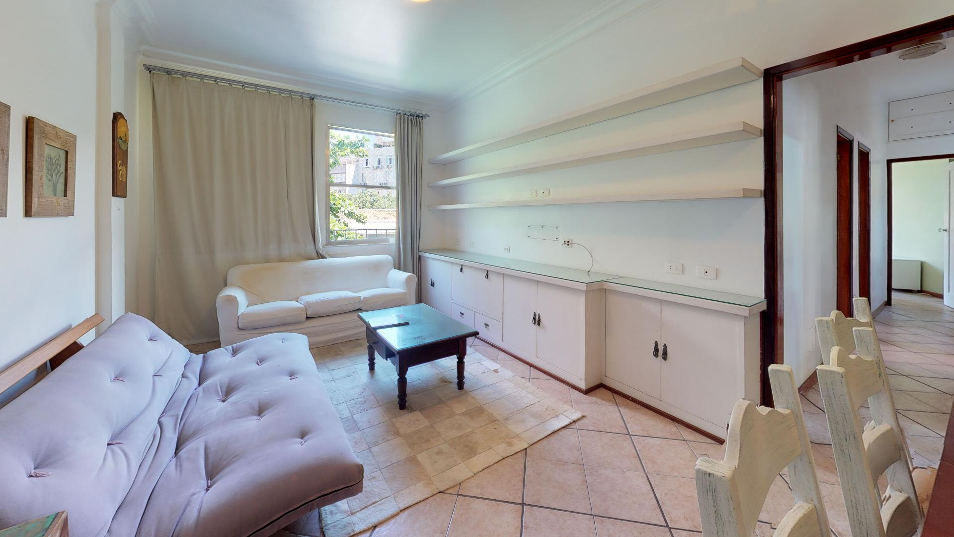 Imagem do Apartamento ID-2616 na Rua Aristides Espinola, Leblon, Rio de Janeiro - RJ