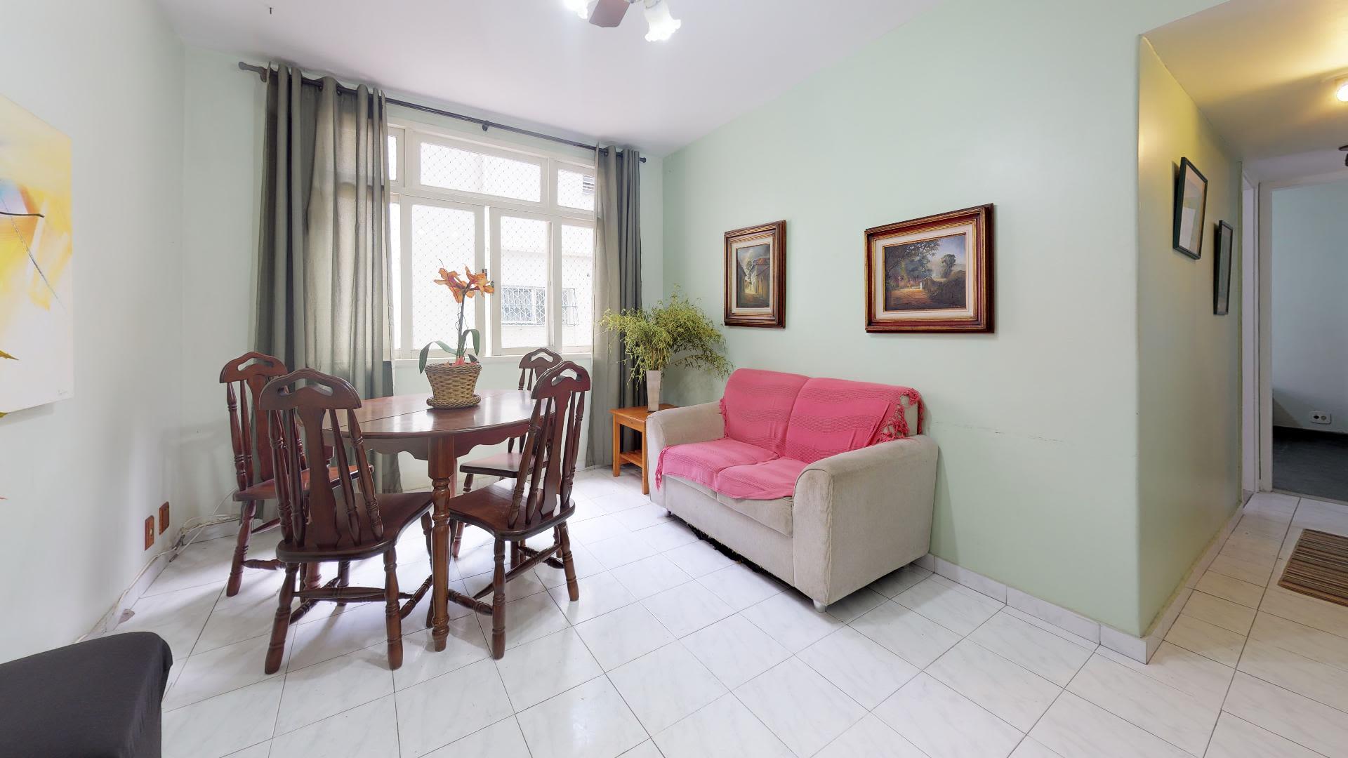 Imagem do Apartamento ID-1086 na Rua Tonelero, Copacabana, Rio de Janeiro - RJ
