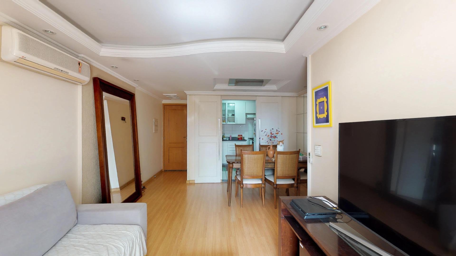 Imagem do Apartamento ID-2218 na Rua Venâncio Aires, Vila Pompeia, São Paulo - SP