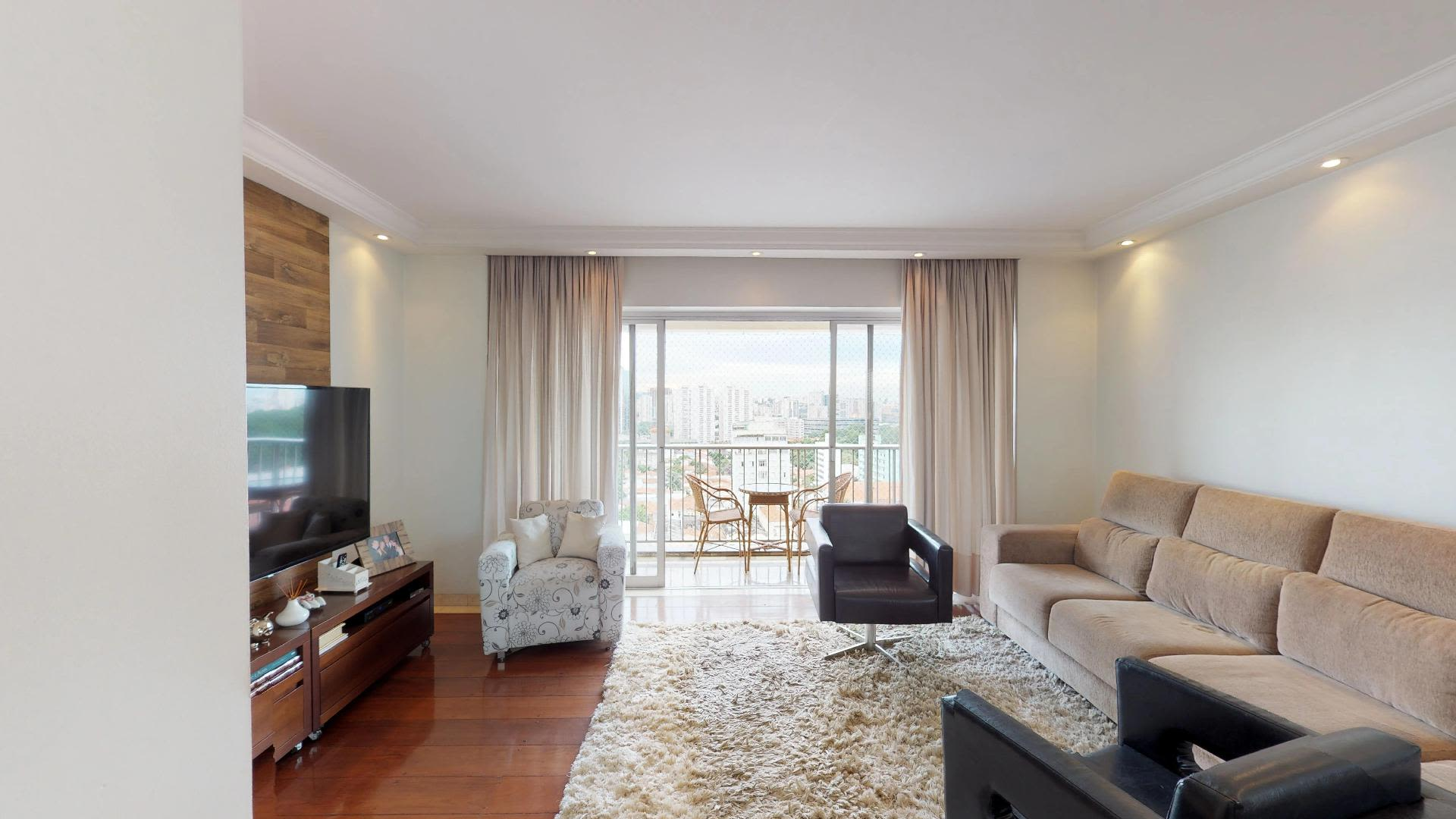 Imagem do Apartamento ID-2075 na Rua Doutor Homem de Melo, Perdizes, São Paulo - SP