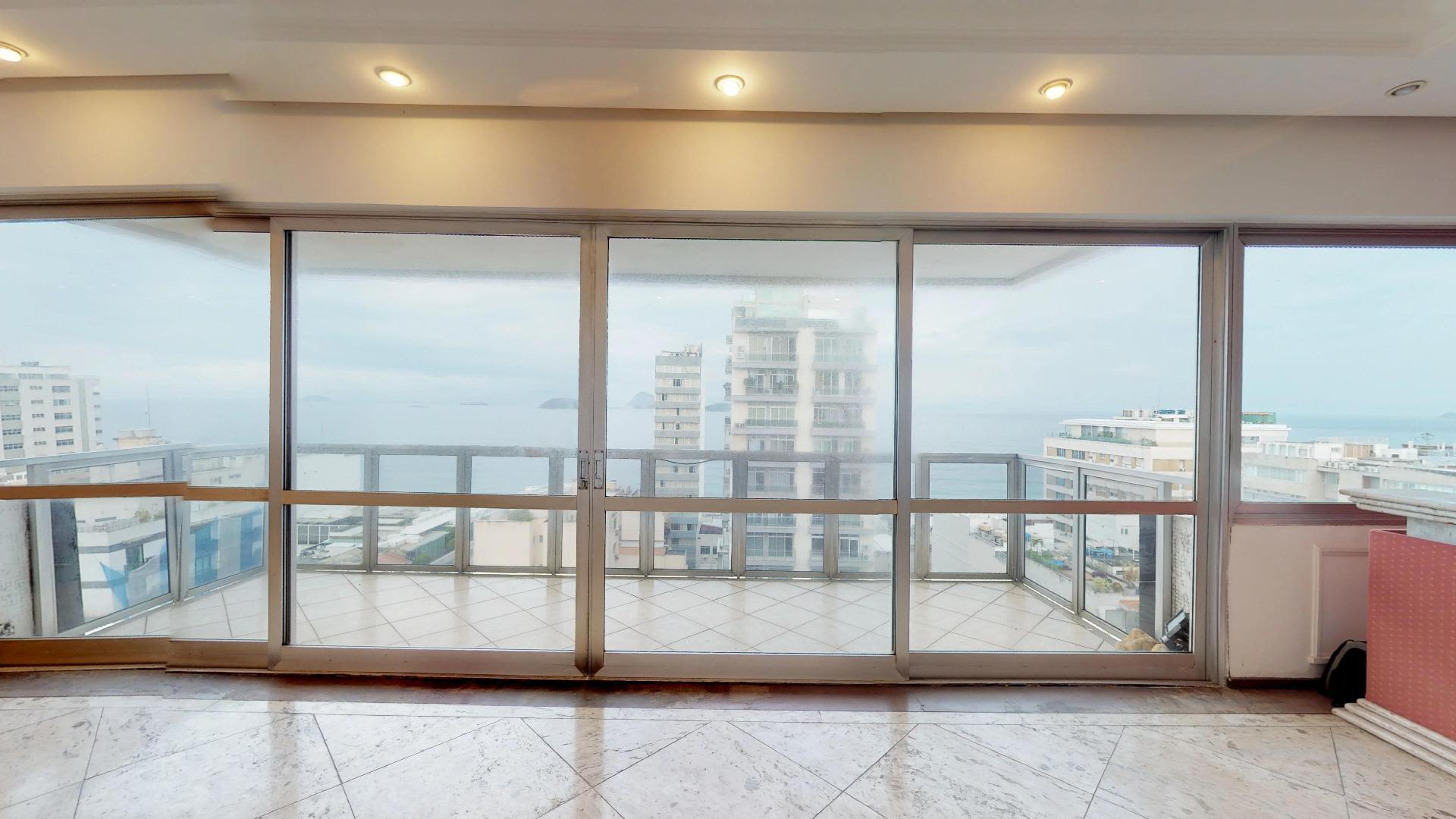 Imagem do Apartamento ID-1814 na Rua Prudente de Morais, Ipanema, Rio de Janeiro - RJ
