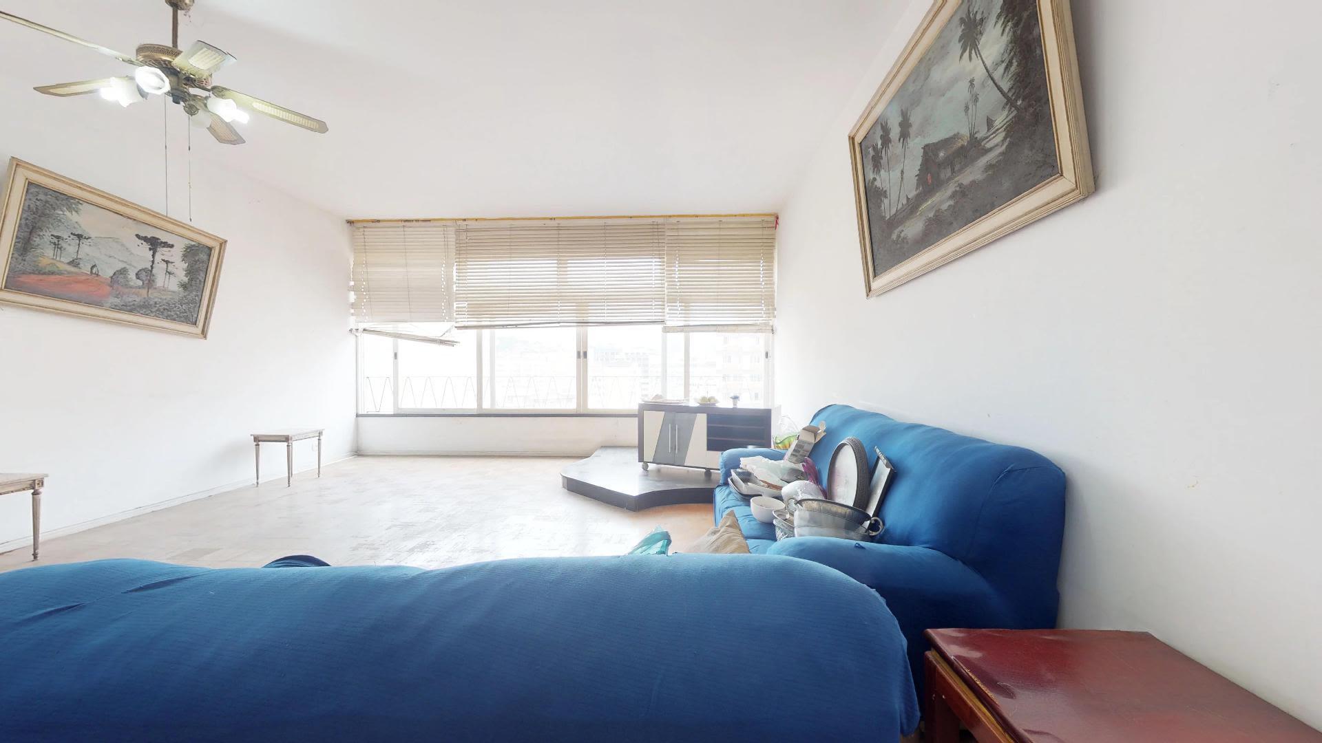 Imagem do Apartamento ID-1084 na Rua Almirante Tamandaré, Flamengo, Rio de Janeiro - RJ