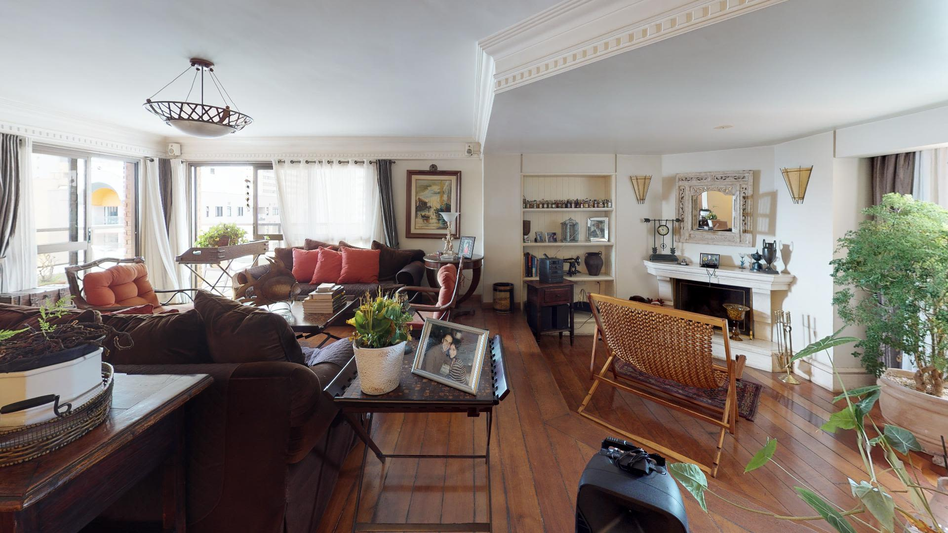 Imagem do Apartamento ID-2091 na Rua Capital Federal, Sumaré, São Paulo - SP