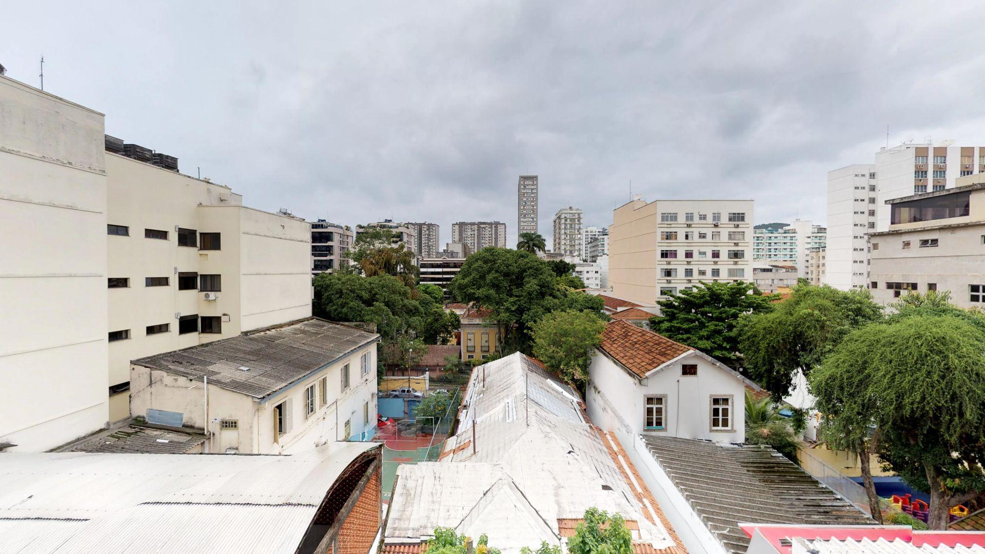 Imagem do Cobertura ID-321 na Rua da Matriz, Botafogo, Rio de Janeiro - RJ