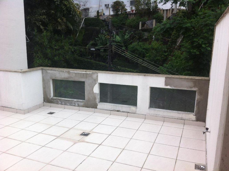 Imagem do Cobertura ID-1099 na Rua Engenheiro Marques Porto, Humaitá, Rio de Janeiro - RJ