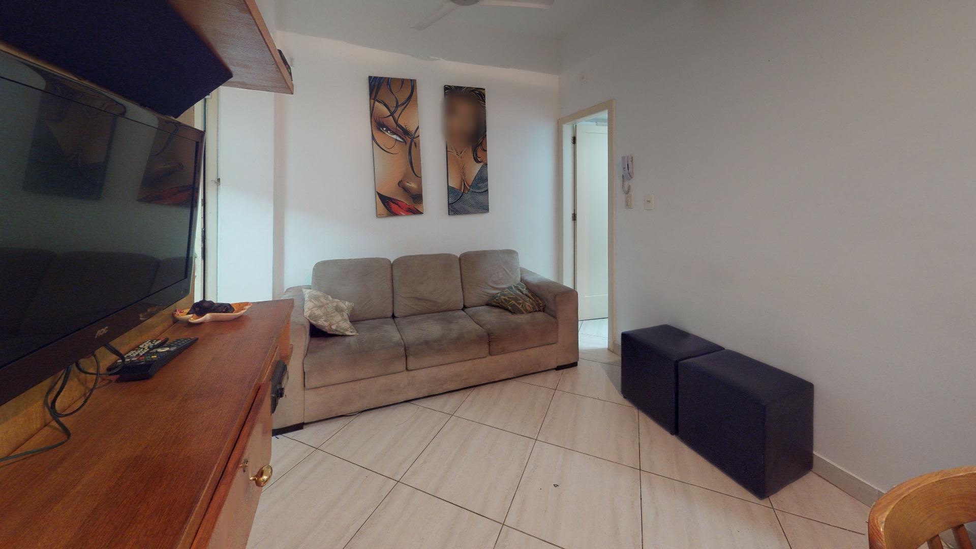 Imagem do Apartamento ID-2721 na Rua Francisco Otaviano, Ipanema, Rio de Janeiro - RJ