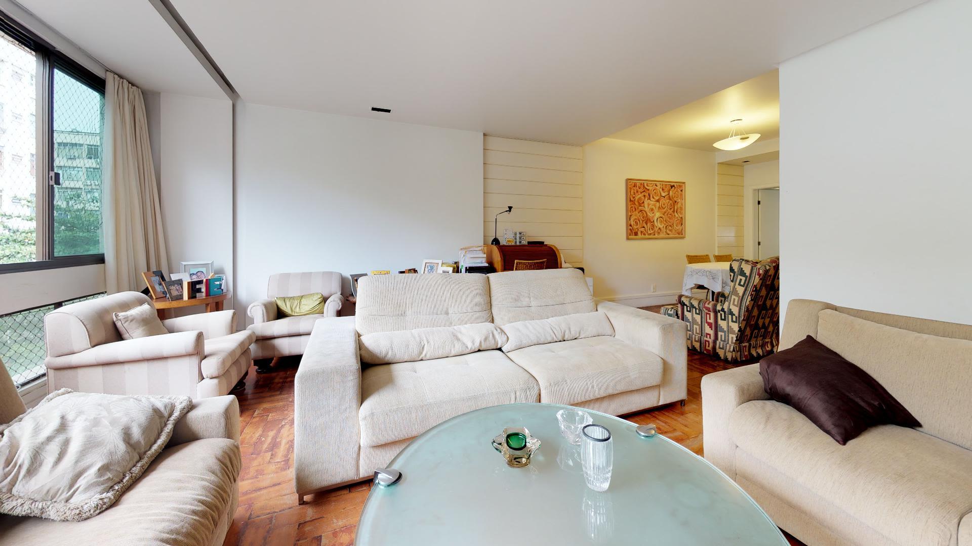 Imagem do Apartamento ID-710 na Rua Aristides Espínola, Leblon, Rio de Janeiro - RJ
