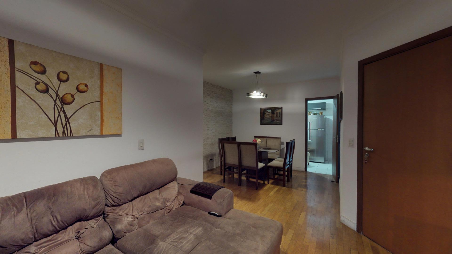 Imagem do Apartamento ID-2931 na Rua Doutor Augusto de Miranda, Pompeia, São Paulo - SP