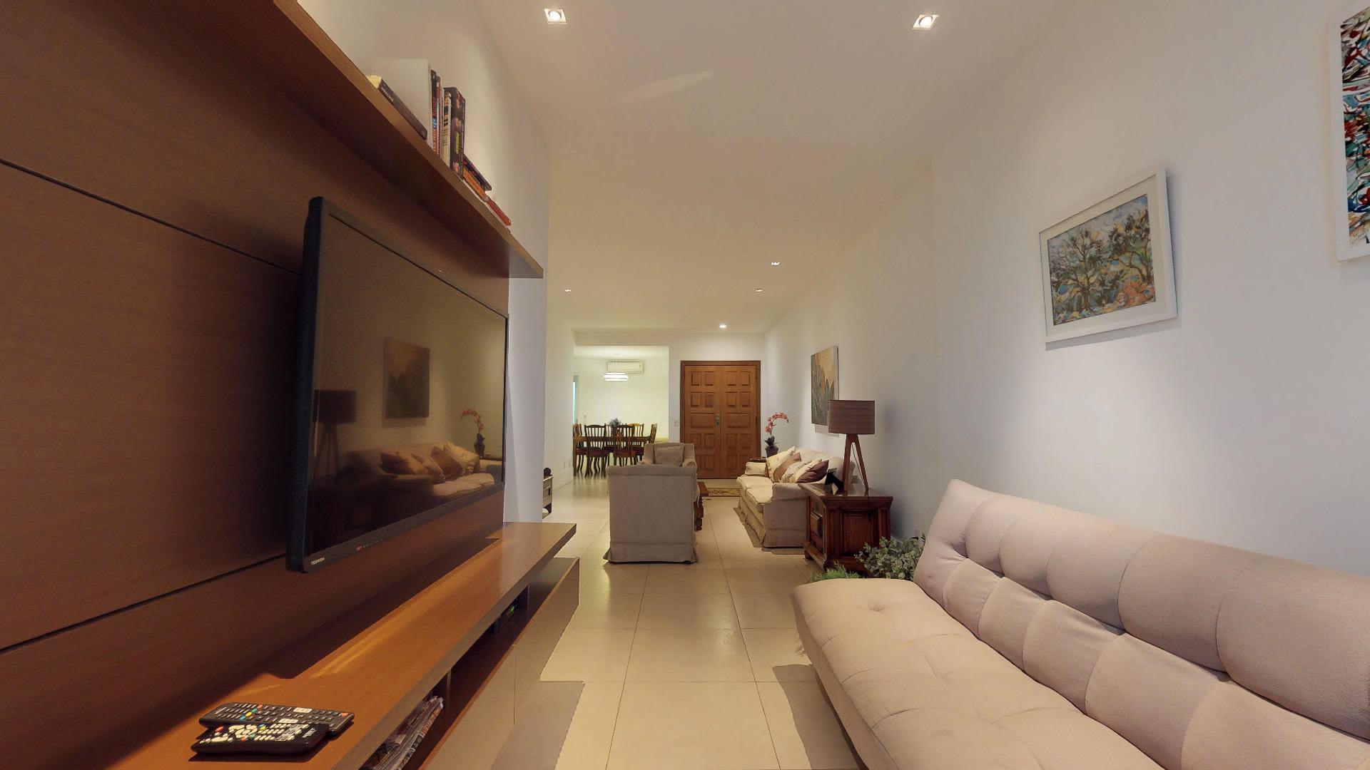 Imagem do Apartamento ID-1065 na Rua Constante Ramos, Copacabana, Rio de Janeiro - RJ
