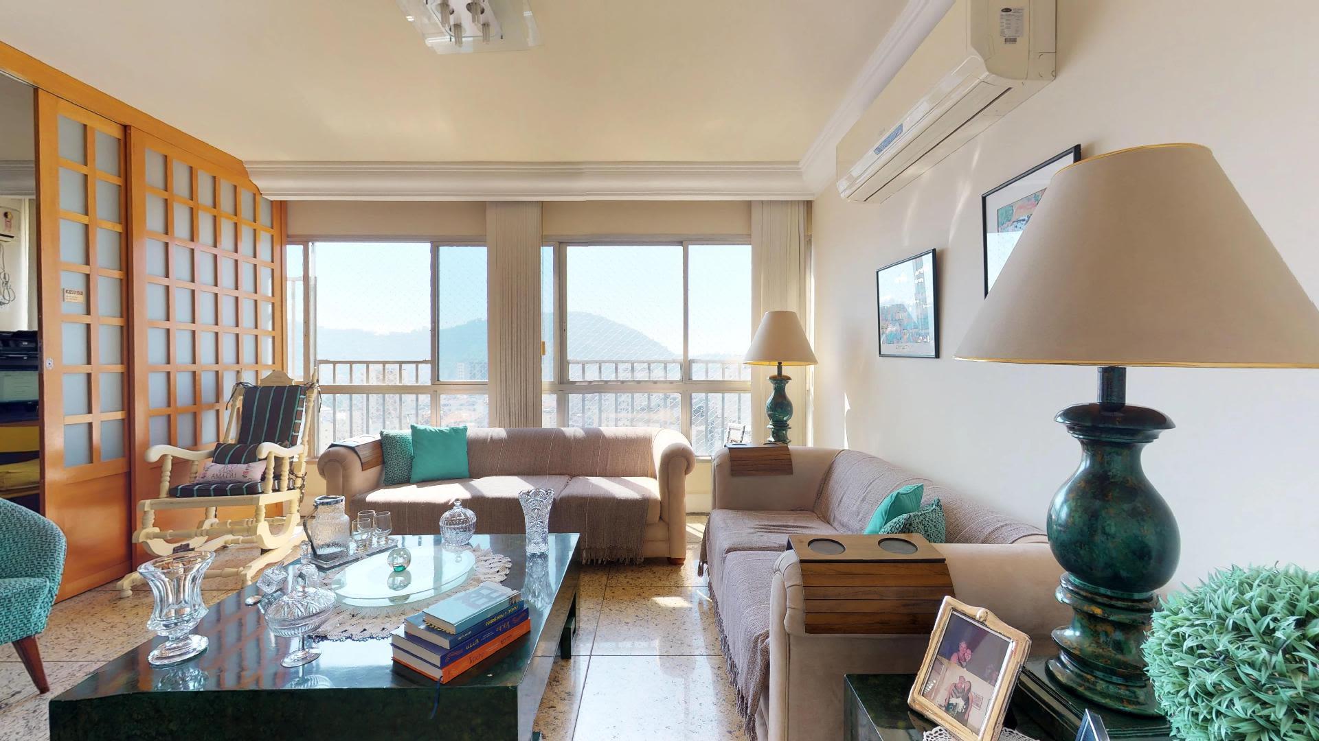 Imagem do Apartamento ID-870 na Avenida Oswaldo Cruz, Flamengo, Rio de Janeiro - RJ