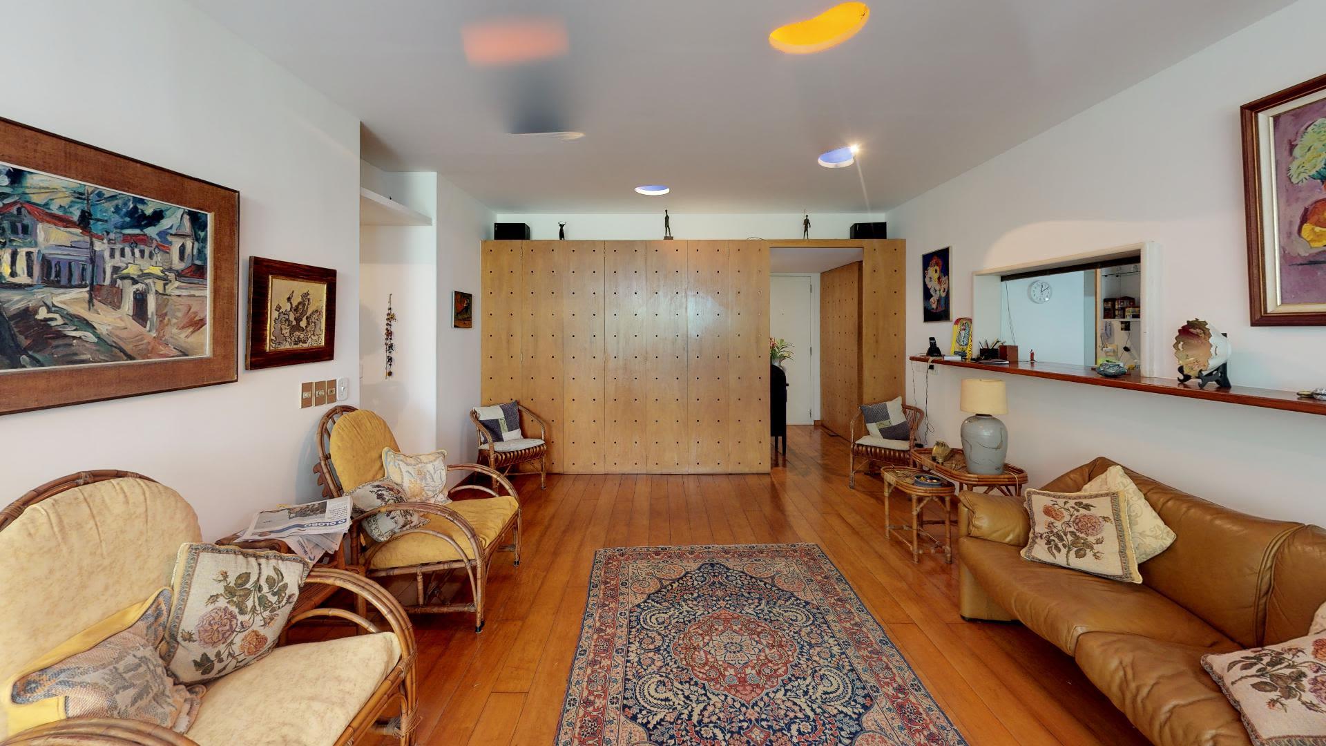 Imagem do Apartamento ID-1194 na Rua Sambaíba, Leblon, Rio de Janeiro - RJ