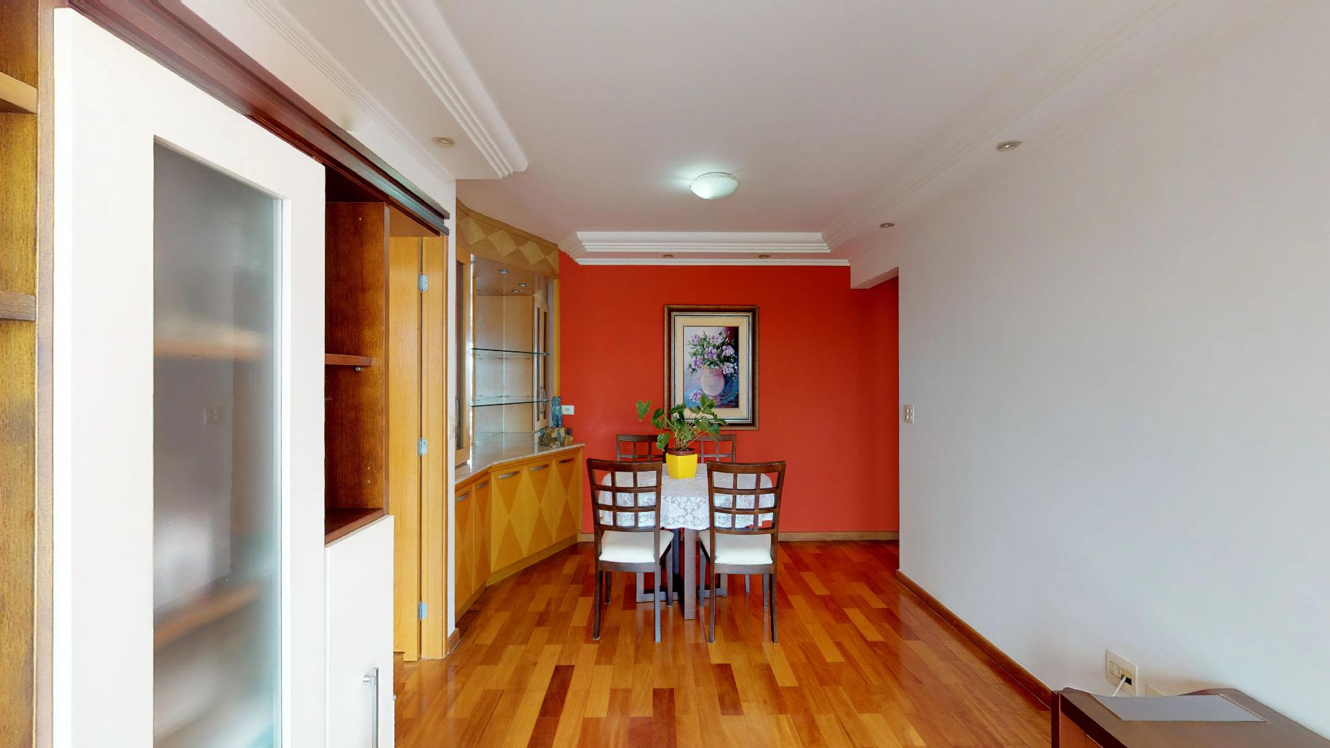 Imagem do Apartamento ID-1635 na Rua Diana, Vila Pompeia, São Paulo - SP