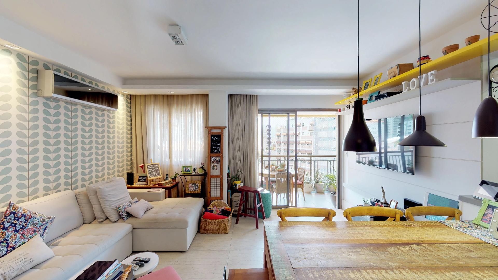 Imagem do Apartamento ID-1596 na Rua Arnaldo Quintela, Botafogo, Rio de Janeiro - RJ