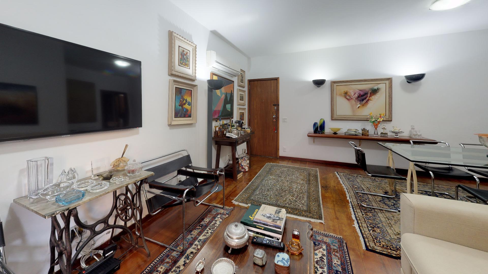 Imagem do Apartamento ID-2816 na Rua Sacopa, Lagoa, Rio de Janeiro - RJ