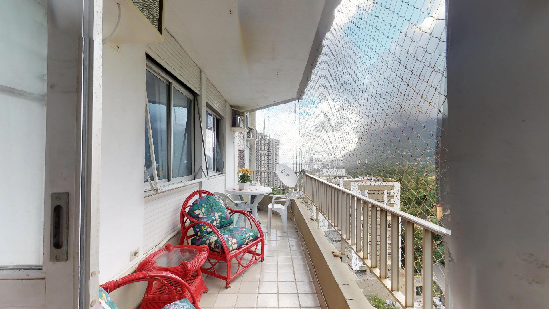 Imagem do Apartamento ID-2145 na Estrada da Gávea, São Conrado, Rio de Janeiro - RJ