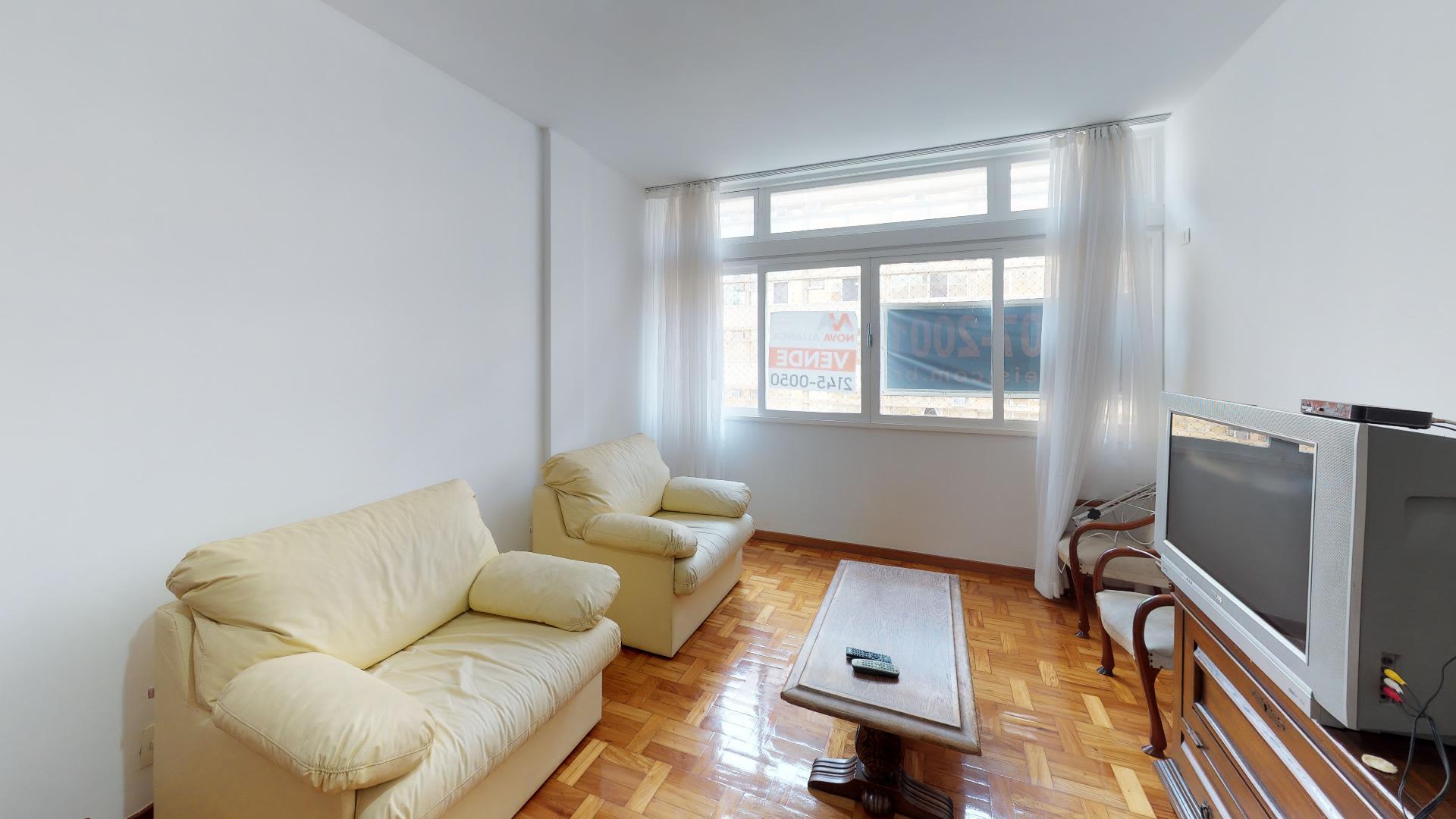 Imagem do Apartamento ID-535 na Rua Roberto Dias Lopes, Leme, Rio de Janeiro - RJ