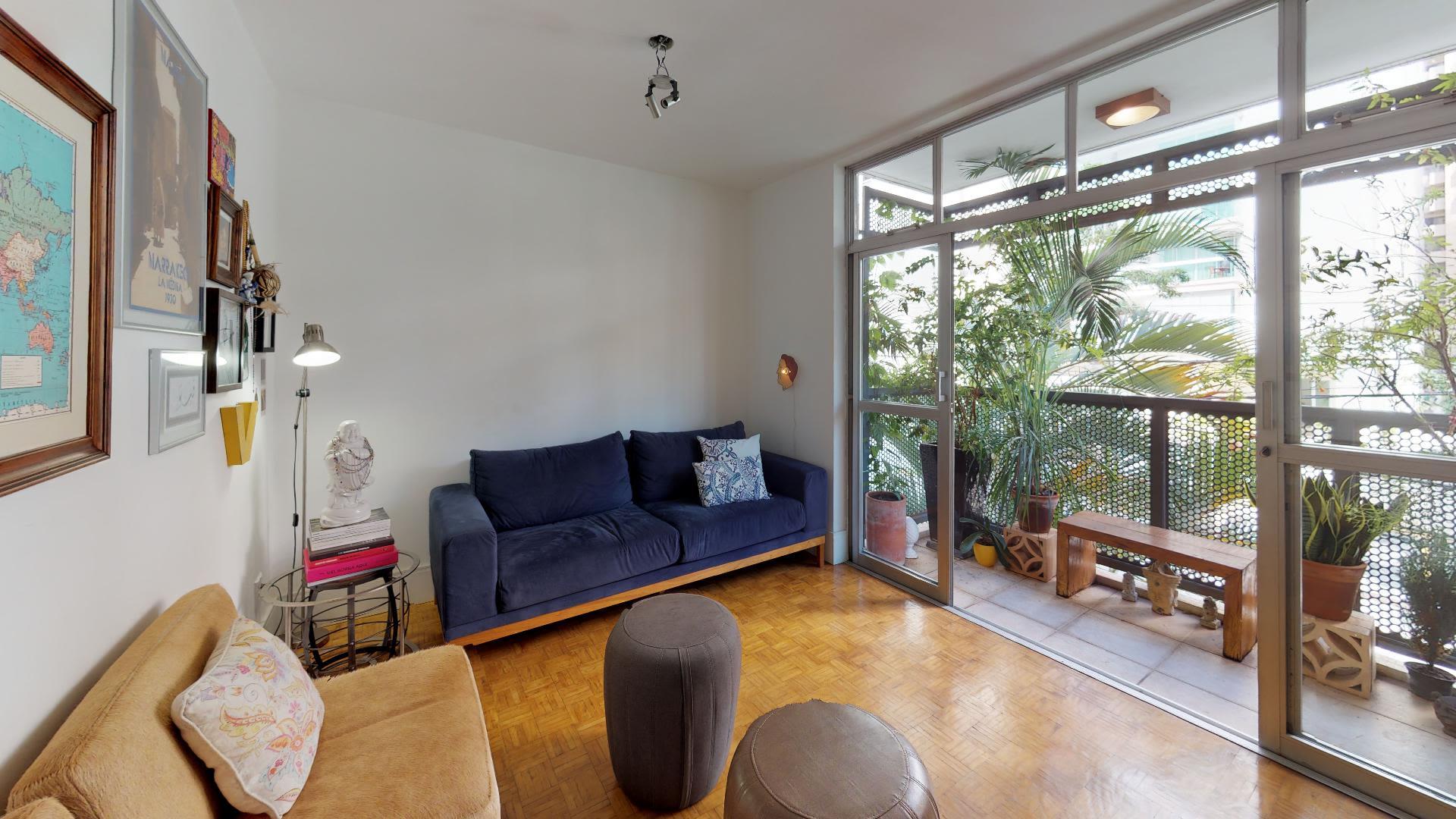 Imagem do Apartamento ID-1674 na Rua Cayowaá, Perdizes, São Paulo - SP