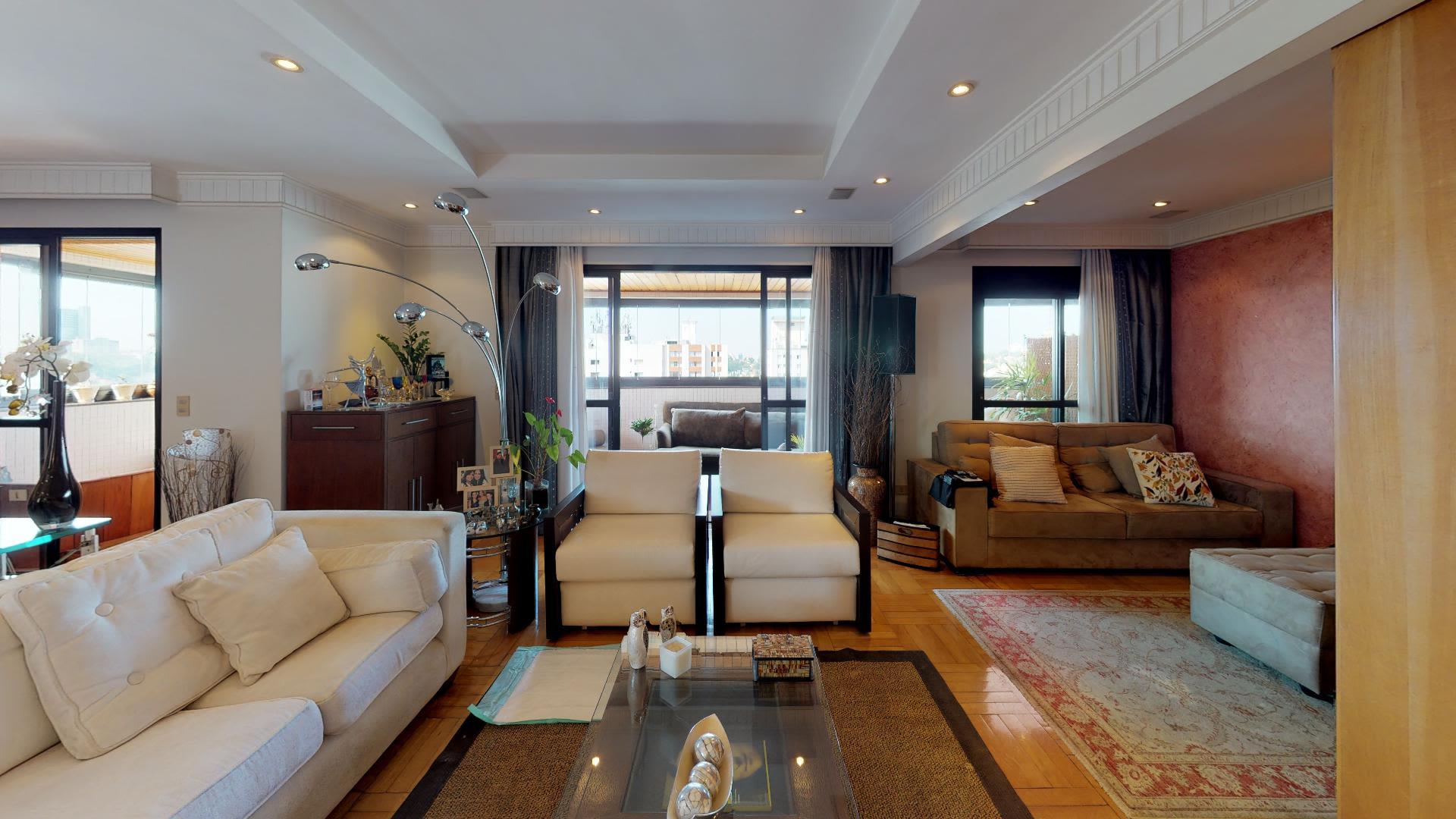 Imagem do Apartamento ID-1322 na Rua Vanderlei, Vila Pompeia, São Paulo - SP